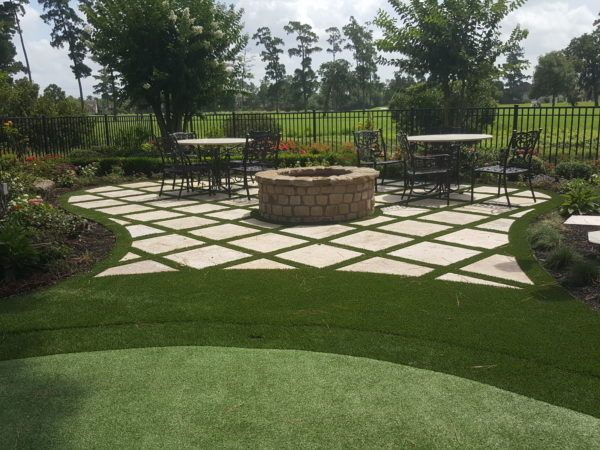 Front Page Small Backyard Landscaping Artificial Grass Installation Synthetic Lawn