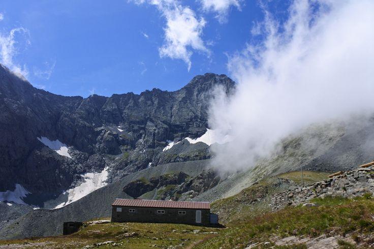 Il vecchio #RifugioGastaldi oggi è adibito a #museo...#VallidiLanzo #Piemonte #mountains