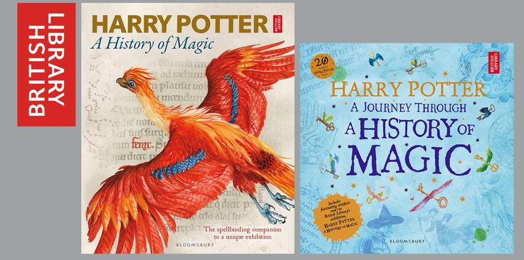 Harry Potter UK publisher, Bloomsbury and the British Library are creating two magic-filled books to accompany this autumn's exhibition Harry Potter: A History of Magic at the library in London, in celebration of the 20th anniversary of the publication of Harry Potter and the Philosopher's Stone. Both books will publish in the UK on 20th …