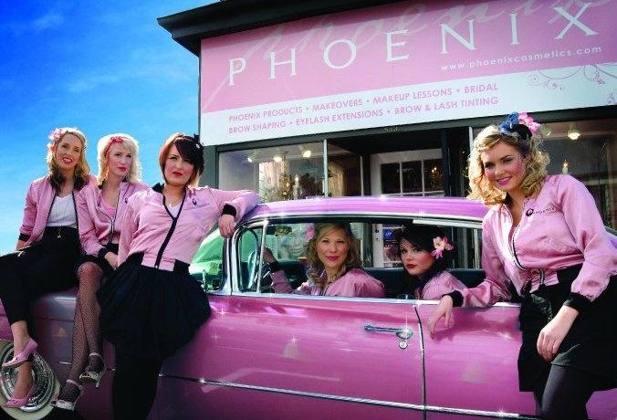 Phoenix Cosmetics!!!!!