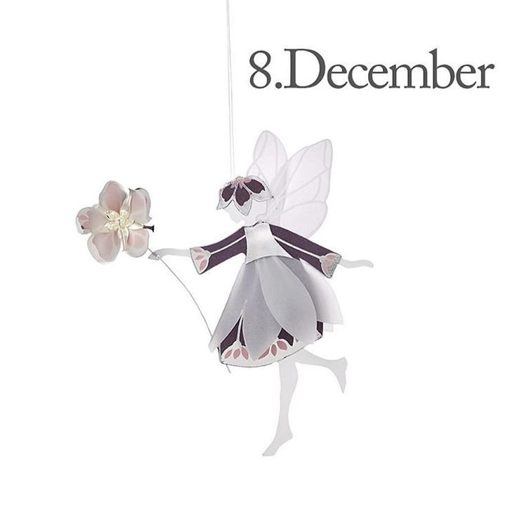 Good morning! 8th of December. The design of the day is our Purply Fairy with flower. Like our Facebook page & the post of the day and you might be the lucky winner! The Purple Fairy is on offer today in our web-shop www.jettefroelich.dk and costs 89,00 dkk but for today only! (Normal price 139,-) #christmascalender #christmasgiveaway #facebook #purplefairywithflower #jettefrölich #jettefroelich #jettefrölichdesign #jettefroelichdesign #danishdesign #scandinaviandesign