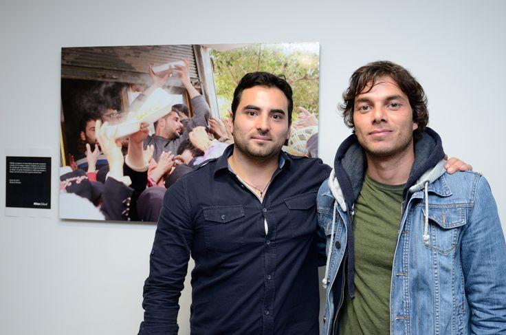 Mauricio Morales y Luis Ángel en Nikon School #YoSoyNikon