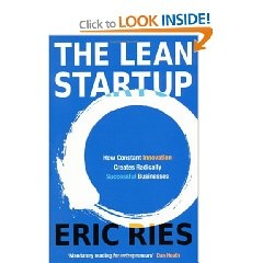 The Lean Startup by Eric Ries - £10