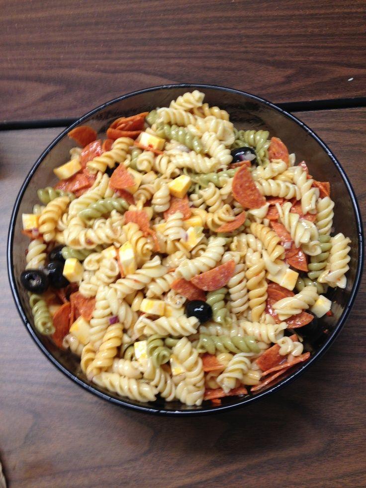 Black jack pasta