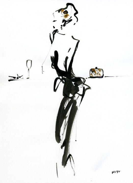 Miyuki Ohashi  #illustration | http://miyukiohashi.net/