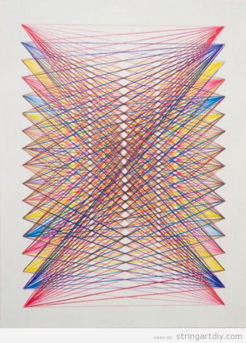 wall string art - Buscar con Google