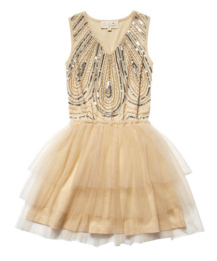 For those that sparkle! http://www.tutudumonde.com/tutu-dress-whats-new/1241-turn-back-time-tutu-apricot.html