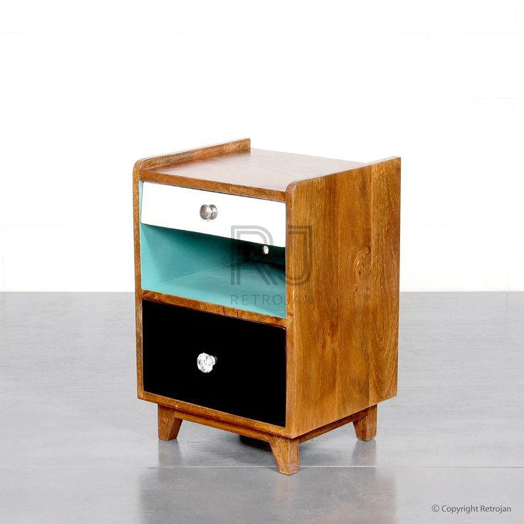 best 25 retro bedside tables ideas on pinterest mid century legs walnut bedside table and. Black Bedroom Furniture Sets. Home Design Ideas