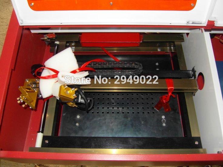 (859.00$)  Watch now  - 40w co2 laser wood stone metal cutter co2 laser cutting machine mini cnc laser cutting machine
