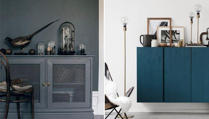 Med lite färg kan du snabbt och enkelt få en trött möbel att bli som ny. Följ de här stegen för bästa resultat.