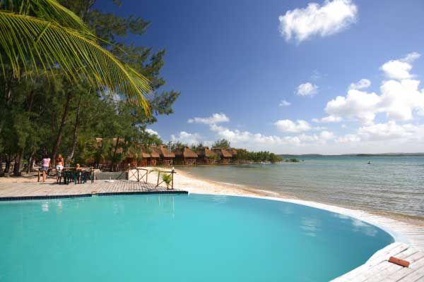 Pomene Lodge - Mozambique
