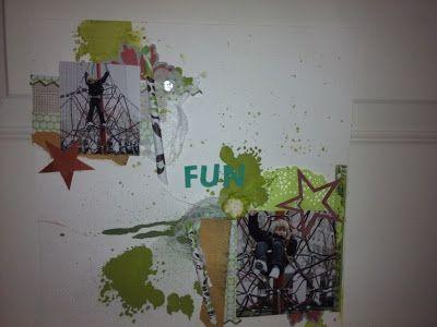 Susannes Scrapbooking og Håndarbeid : Fun