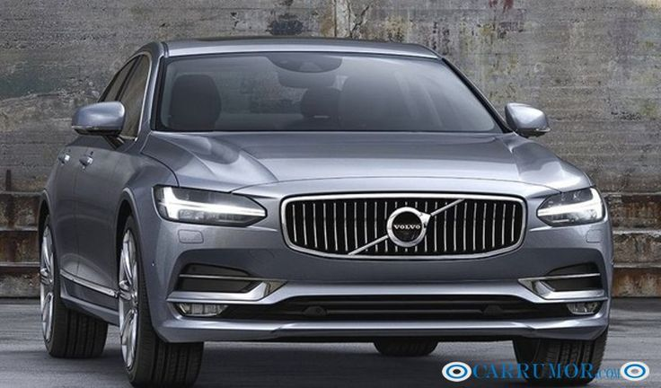 2018 Volvo S90 Concept, Design, Price and Release Date Rumor - Car Rumor