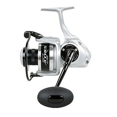 Other Vintage Fishing Reels 11143: Okuma Azores Saltwater Spinning Reel - Size 40 BUY IT NOW ONLY: $94.15