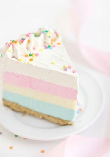 pastel #colores #rebanada .-.