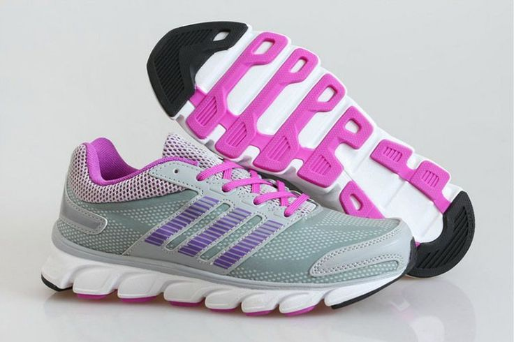 Women'S Adidas Grey Purple Running Shoes Springblade 3 Light For Shop At Ease