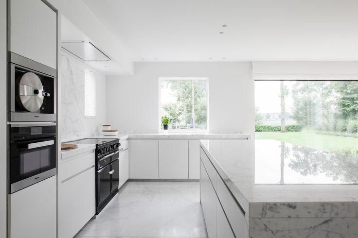 Keuken Modern Zele : Realisaties Algemene aanneming en projectontwikkeling – Zele