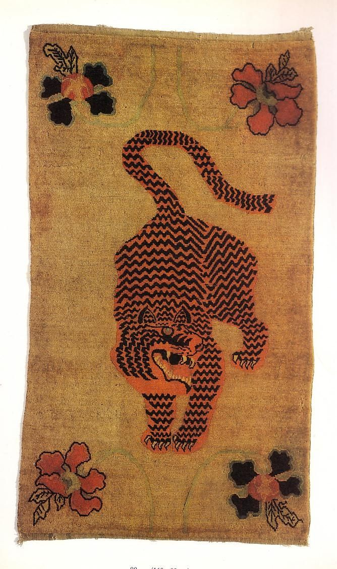 10 Best Images About Tiger Rugs On Pinterest Tibet Wool