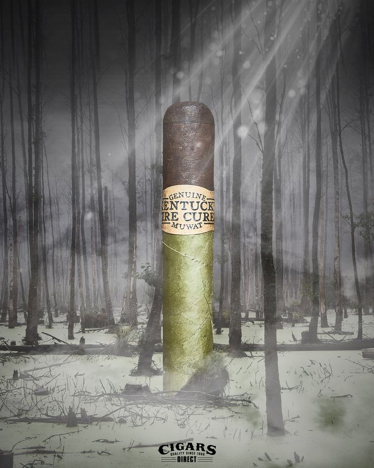 A Kentucky Fire Cured Swamp Thang might be just the Thang you need! Get 'em at CigarsDirect.com