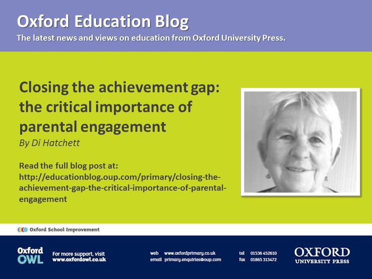 A theme in both this report, the findings of Ofsted, and recurring in research over time points to the importance of engaging parents, carers and families in their children's learning, especially up to the age of 11.