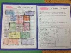 Dream house project geometry