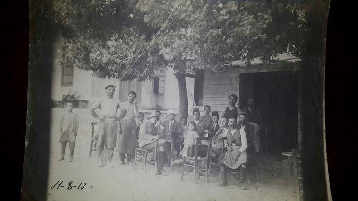Girit Kandiye 1913.