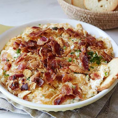 Charleston Cheese Dip Recipe - Key Ingredient