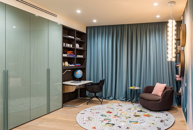 Modern Perfection in Kyiv Apartment