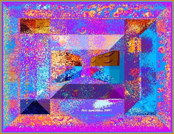 series..colors of life.. by Heli Aarniranta on ARTwanted