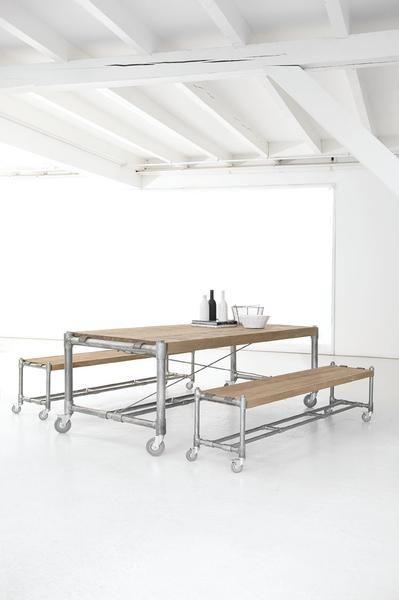 LET'S STAY: Cool Wooden Furniture Design