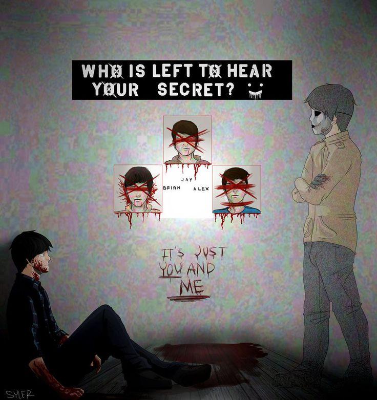 Who is Left to Hear Your Secret? (SPOILER ALERT) Masky vs Himself(Tim)