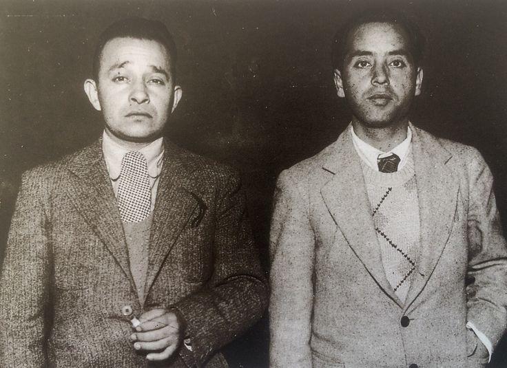 Samuel Roman e Israel Roa 1937  Premios Nacionales de Arte 1964 y 1985 respectivamente