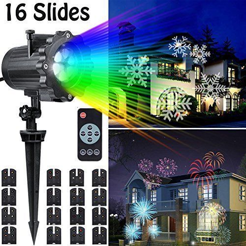 Halloween Light Projector Christmas LED Show Decoration Party Birthday Gift NEW  #HalloweenLightProjectorChristmas