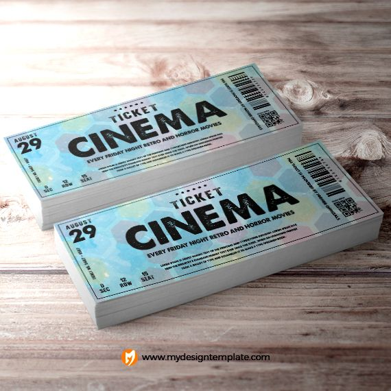 Best 25+ Movie ticket template ideas on Pinterest Movie party - free ticket generator