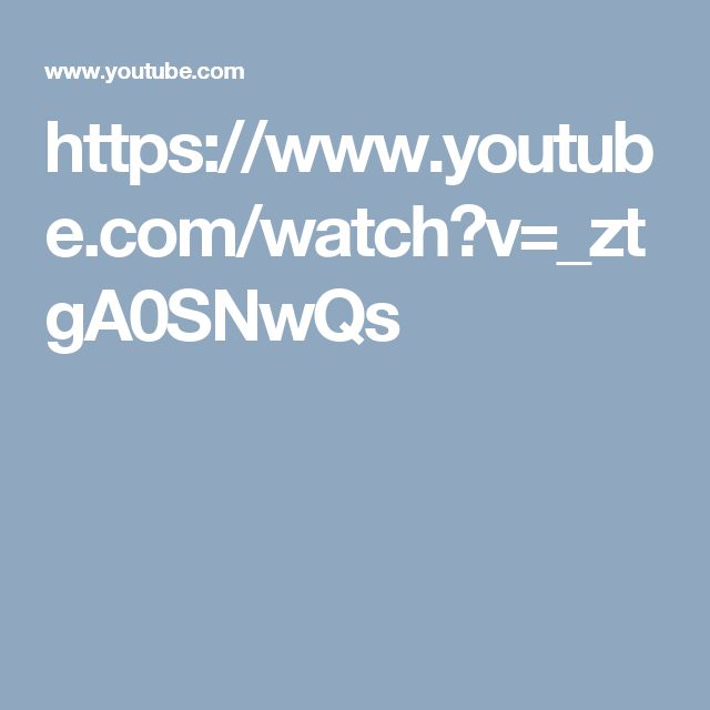 https://www.youtube.com/watch?v=_ztgA0SNwQs