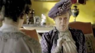 Sh!t the Dowager Countess Says, via YouTube.