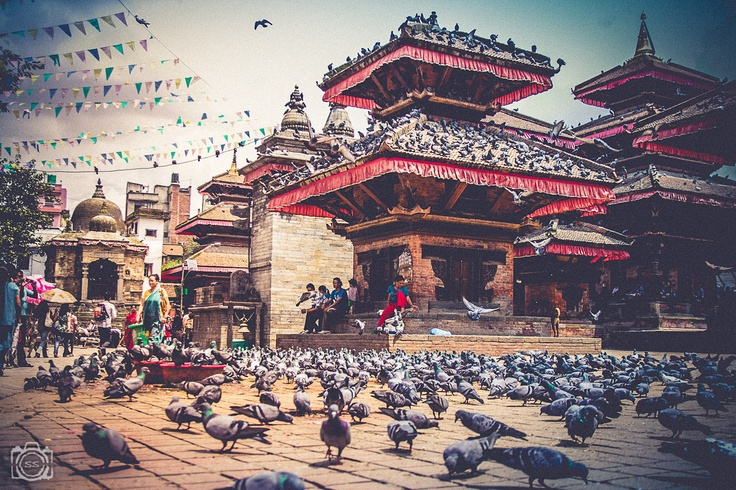 Nepal - so rich in its traditions and cultural heritage. #places #nepal