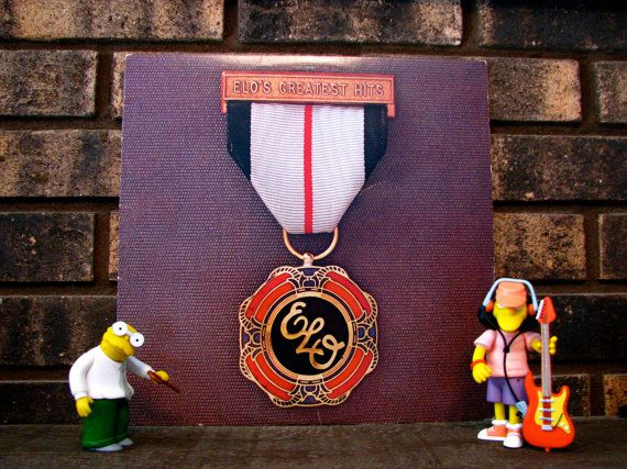 Electric Light Orchestra - ELO's Greatest Hits 1979 Vintage Vinyl