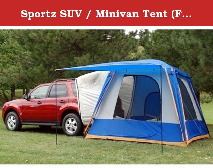 Sportz SUV / Minivan Tent (For Toyota Models). The Sportz SUV 82000 Tent quickly transforms your CUV, SUV or Minivan into a comfortable home away from home. This innovative tent wraps around the cargo area of your vehicle, allowing total access to your vehicle for storage or as an additional sleeping area. No more having to unzip and zip tent doors and open and close vehicle doors to get something you need from your vehicle. This tent fits Toyota 4Runner, FJ Cruiser, Highlander, Land…