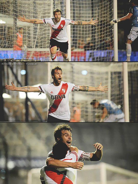 Fernando Cavenaghi #River #Goleador #Cavegol