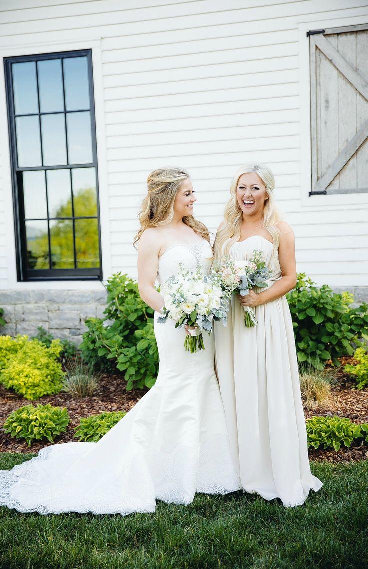 best friends, mallory ervin and shawn johnson Wedding