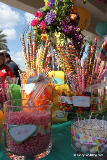 Candy Buffet~going to have this one day at a party!!
