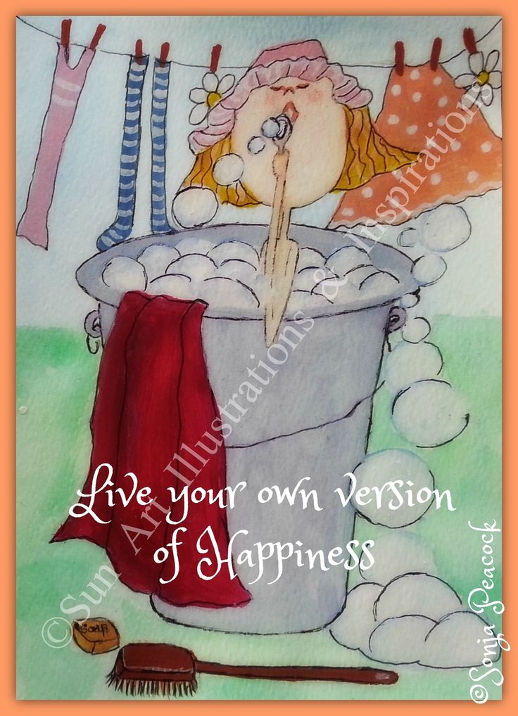 Live your own version of happiness via Sun Art Illustrations