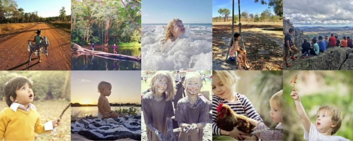 The Top 10 Nature Play QLD Resources and Services of 2016!  We've recapped the best resources and services #NaturePlayQLD offered in 2016 to help you get your kids playing and learning outdoors; to improve their health, wellbeing, learning, creativity and more!