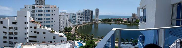 El laguito Cartagena de indias Colombia