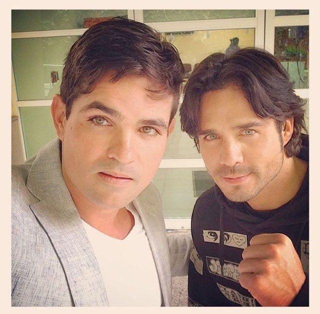 Lucharán  por el  amor de #María!!! Gran estreno 9 de noviembre 4:15 @Canal_Estrellas @FerdinandoVal @JoseRon3