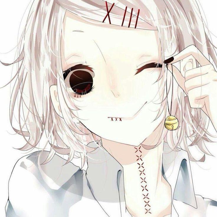 Juuzou Suzuya smiling~ | Tokyo Ghoul ▪