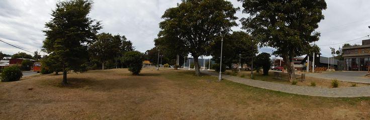 plaza de Niebla