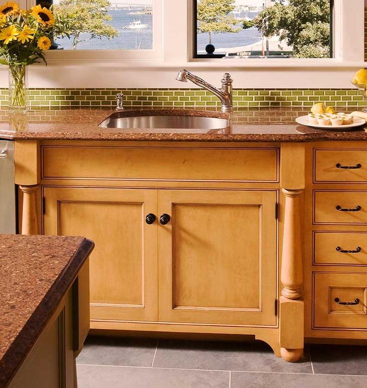 Beaded Kitchen Cabinets: Pinterest