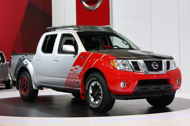 Nissan's Cummins tie-up bears first fruit with Frontier Diesel Runner concept